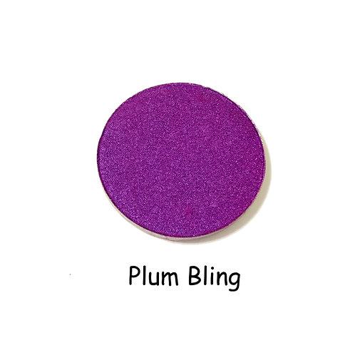 Plum Bling - Glitter Cream to Powder Purple