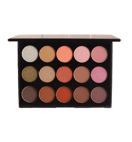 Romance 15 eyeshadow palette