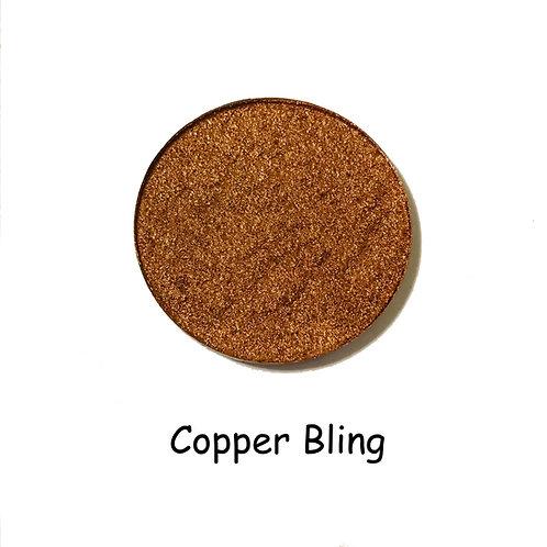 Copper Bling - Glitter Cream to Powder formula