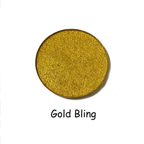 Gold Bling - Glitter Cream to Powder formula