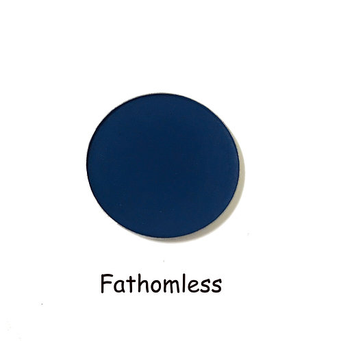 Fathomless - Matte Deep Blue