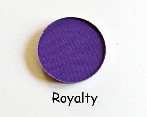 Royalty- Matte Dark Purple powder pan