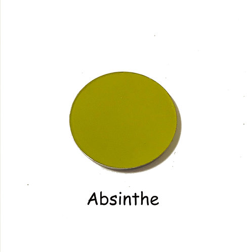 Absinthe - Matte Light Olive color