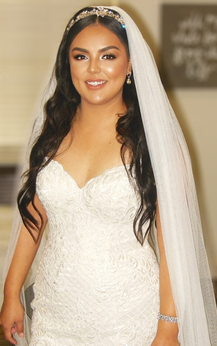 Fresno Bridal makeup