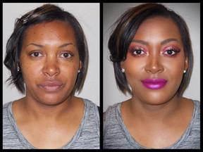 Fresno makeup