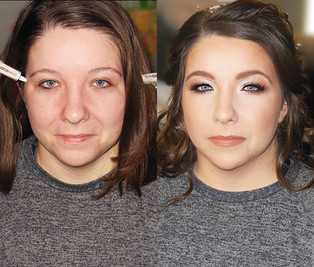 Bridal Before & After