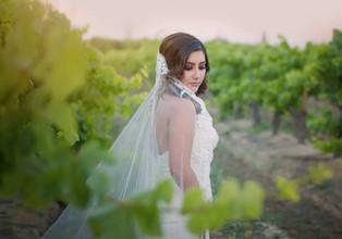 Bridal Photos Fresno