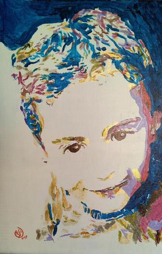 Luis (petit fils de l'artiste)