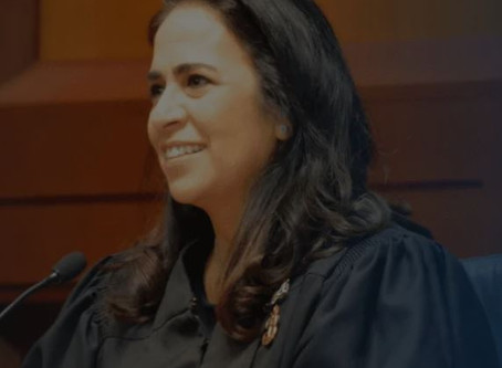Keep Justice Rebeca Martinez on our 4th Court of Appeals-This Time as CHIEF JUSTICE!
