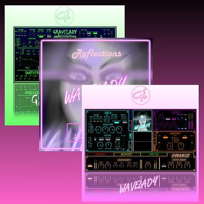 Gravelady Wavelady Bundle (Reaktor 6 Required)