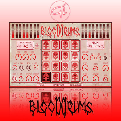 Blood Drums (Reaktor 6 Required)
