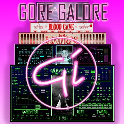 Gore Galore Bundle (Reaktor 6 Required)