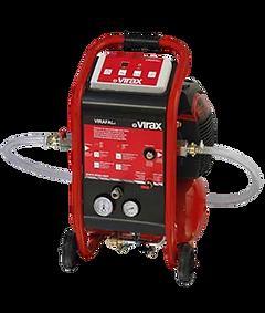 machine VIRAX entretien plancher chauffant