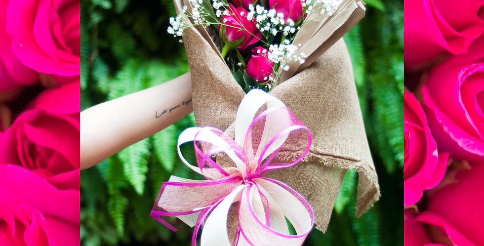 rosas- bouquet