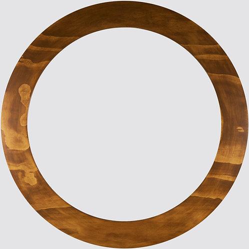 Wooden Circle Frame Only - 40cm Diameter