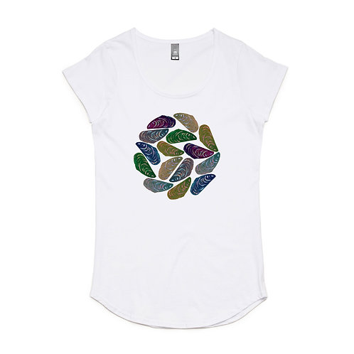 Psychedelic Mussels Tee
