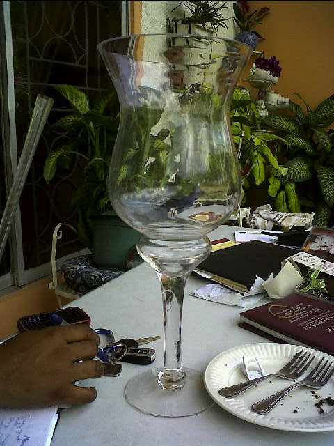 Vase - Centerpiece