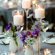 Carolyn Trio + Florals