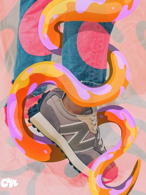 NEW BALANCE x FOOTLOCKER