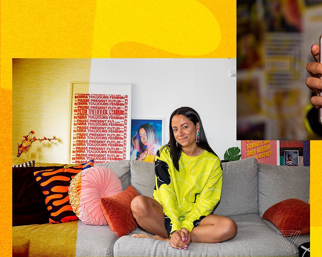 HOW D'ANA NUNEZ WENT FROM FASHION SHOW PRODUCTION TO ART DIRECTING INSTAGRAM'S COACHELLA HOUSE
