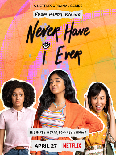 NETFLIX SERIES | NEVER HAVE I EVER