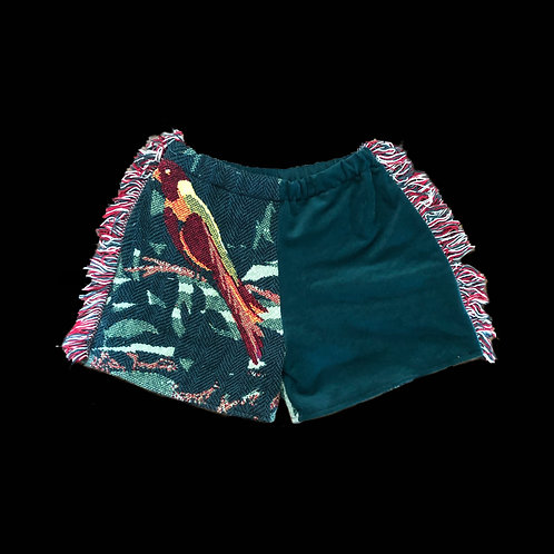 Parrot Shorts- Small