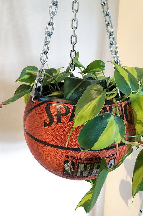 Basketball Planter- Large