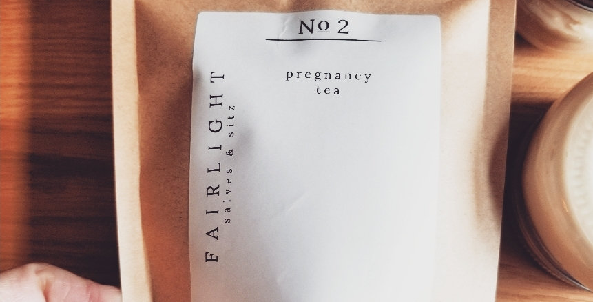 No 2 pregnancy tea