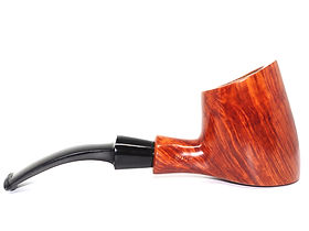 freehand hand cut pipe