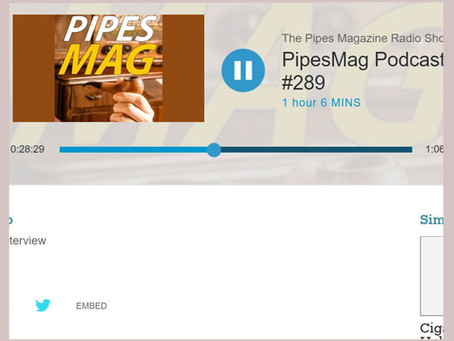 Brian Levine's interview with Keith Moore on The Pipes Magazine Radio Show
