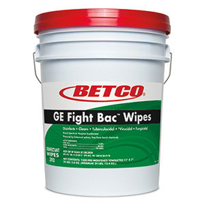 NEW - BIG bucket GE Fight Bac™ Disinfectant Wipes