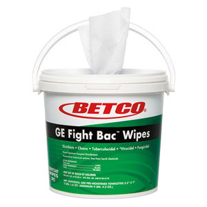 NEW - SMALL bucket GE Fight Bac™ Disinfectant Wipes