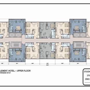 Element Hotel - Upper Floor