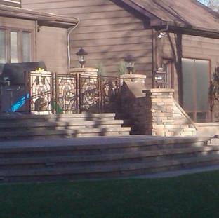Summer room & patio