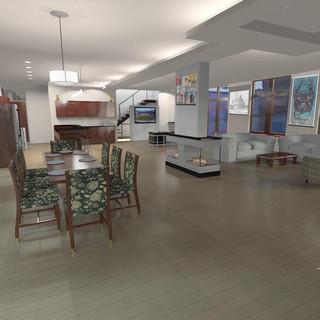 New Construction Interior