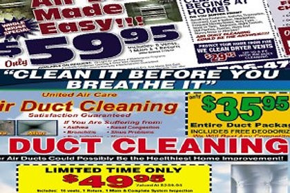 Air Duct Cleanig SCAM