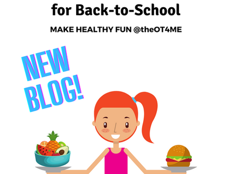 Establishing Healthy Eating Routines for Back-to-School