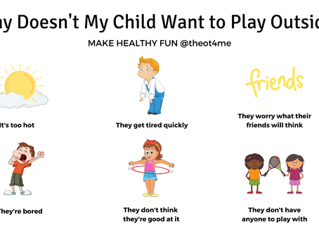 Why Doesn't My Child Want to Play Outside?