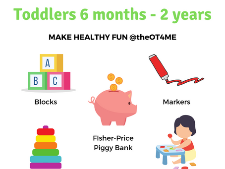 Holiday Gifts to Buy for Babies and Toddlers Aged 6 months - 2 years Old