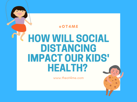 How will Social Distancing Impact our Kids' Health?