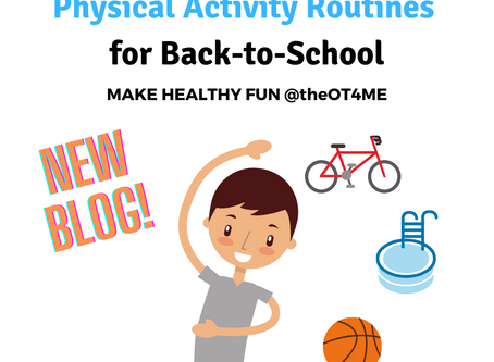 Physical Activity Routines for Back-to-School