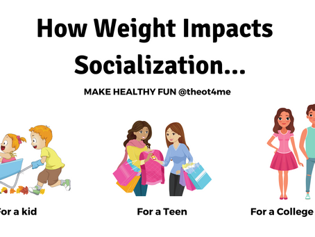 How Weight Can Interfere with Socialization