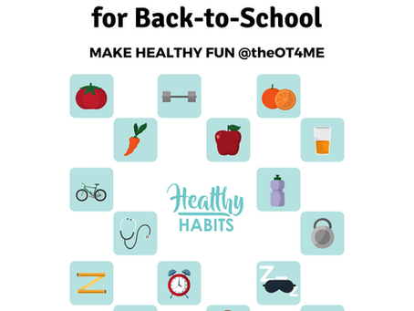 Healthy at Home Habits for Back-to-School