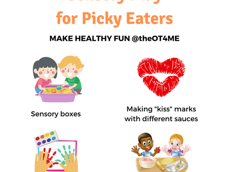 Sensory Play for Picky Eaters
