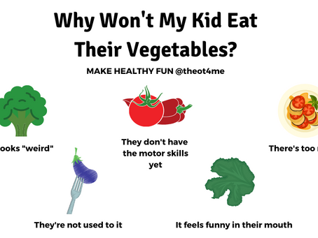 Why Won't My Kid Eat Their Veggies?