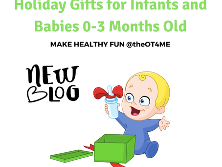 Holiday Gifts to Buy for Infants and Babies Aged 0-3 months