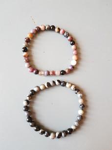 Bracelets de tourmaline