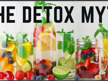 The Detox Myth!