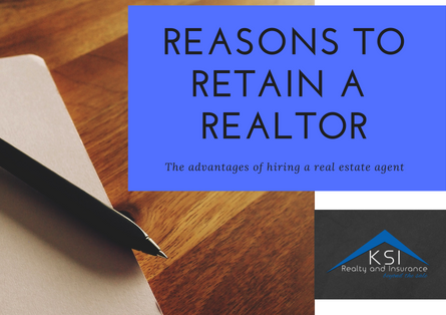 Reasons to Retain a Realtor