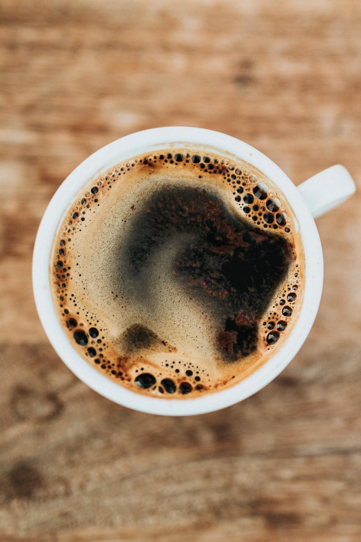 effects of dark coffee
